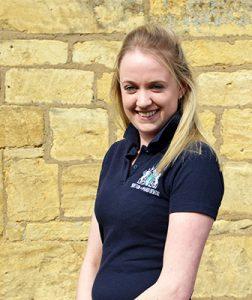 chloe taylor is a dental nurse at moreton dental in gloucestershire